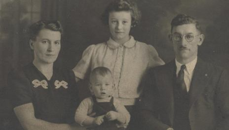 Harold Richard Dake Family